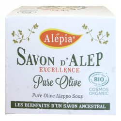 Savon d'Alep pure olive