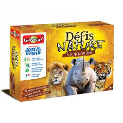 Le grand jeu défis Nature +...