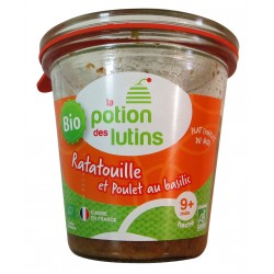 Ratatouille et Poulet au...