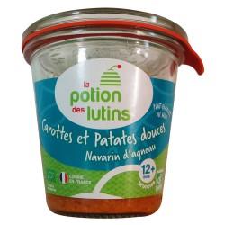 Carottes et Patates Douces,...