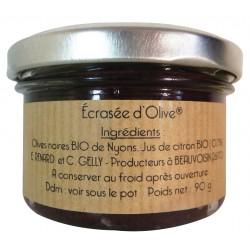 Écrasé d'olive de Nyons