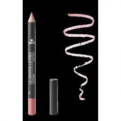 Crayon contour des lèvres...