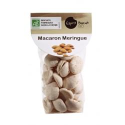 Macaron meringue
