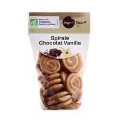 Spirale Vanille Chocolat