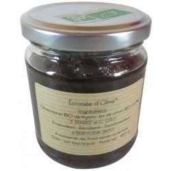 Écrasé d'olive de Nyons 180g