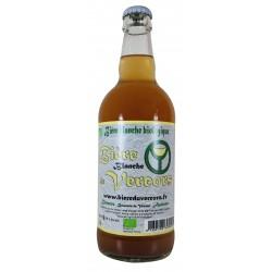 Bière du Vercors blanche 50 cl