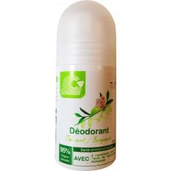 Déodorant Thé vert Bergamote